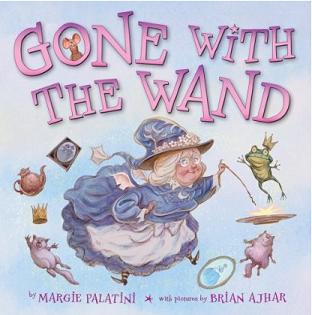 Gone with the Wand children's book