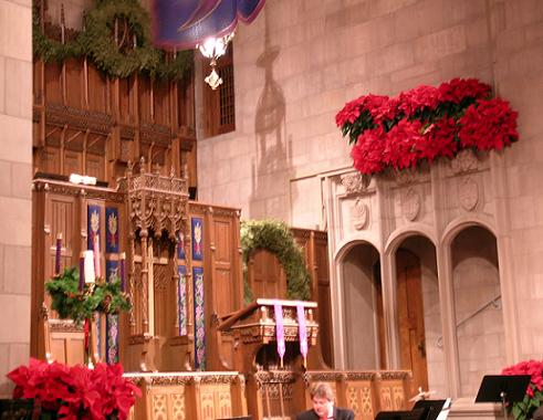 Tower Brass Holiday Concert Fourth Presbyterian Church Chicago