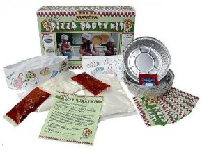 pizza party kit small