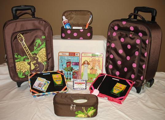 Spring Break Kids Travel Gear Contest