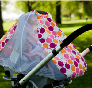 Babbaco airy summer car seat  cover