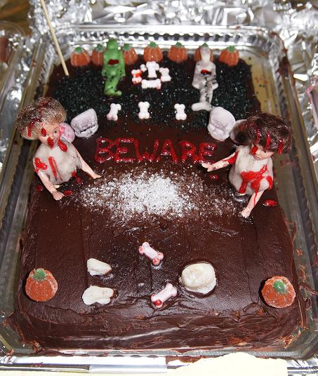 Totally Cool Halloween Cake Ideas Chocolate Cake Moments