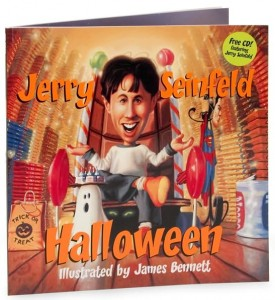 Jerry Seinfeld Halloween Book