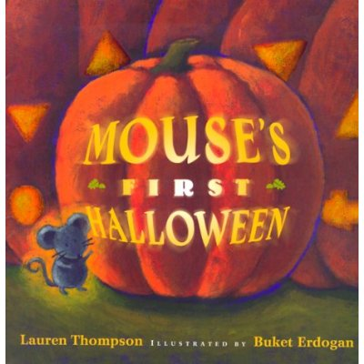 mouses first halloween - Halloween Kids Books