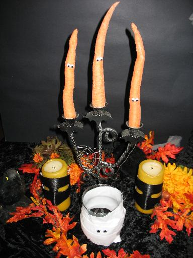 scarrots - Kids Halloween Party Decorations