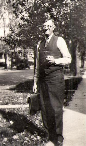 grandpa kuhlman