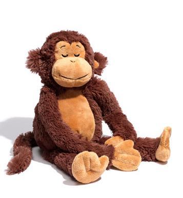mimicking monkey product shot