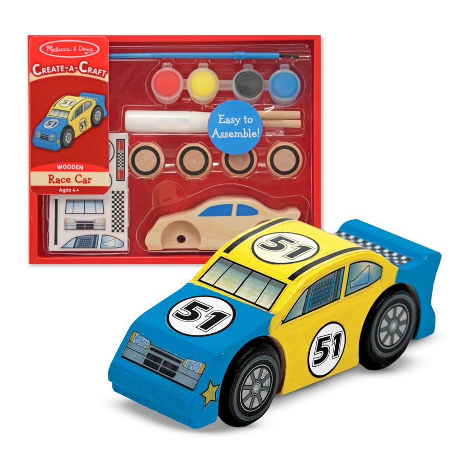 Craft Game And Gift Ideas For A Kids Race Car Birthday Party