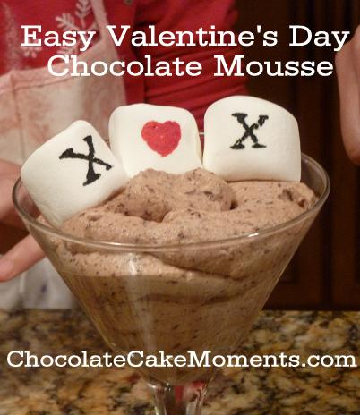 Easy Valentine's Day Kids Party Ideas - Chocolate Cake Moments