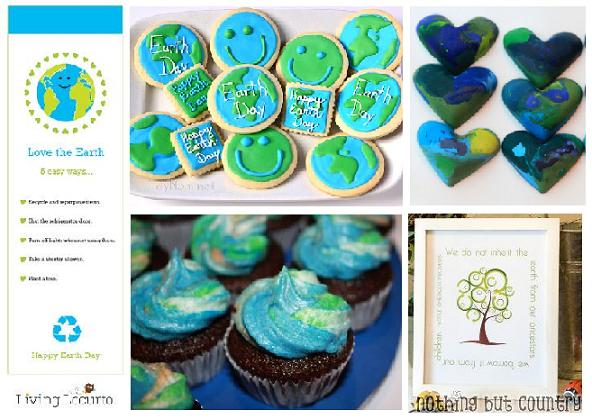 15 Earth Day Activities for Kids - I Heart Arts n Crafts