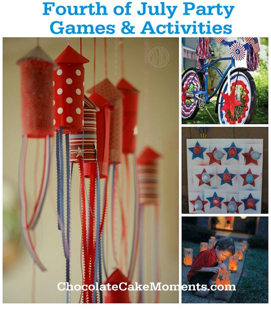 fun outdoor 4th of july games and activities