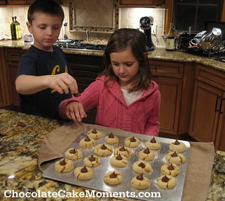 Thanksgiving cookie baking tradition 1